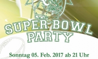 Superbowlparty mit den Rhinos