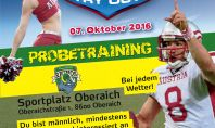 Herbst Tryout  7.10.2016